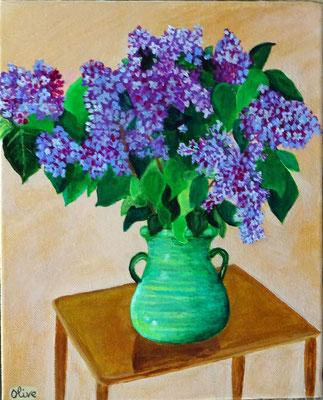 Bouquet de lilas