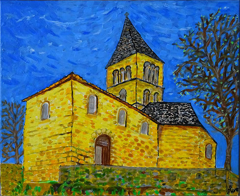 Eglise de St-Léon sur Vézère