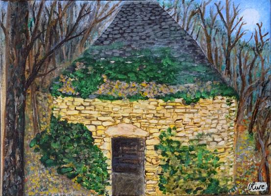 Borie en Périgord