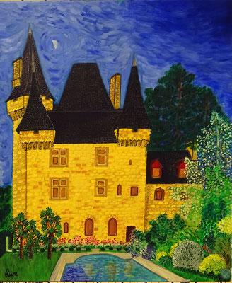 Le château de Cléran