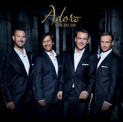 """Adoro """"Nah Bei Dir"""" Album Veröffentlichung Klärung der Nutzungsrechte aller Titel des Albums Label: Sony Music Germany  Kunde: Artist Legend Management/ Berlin"""