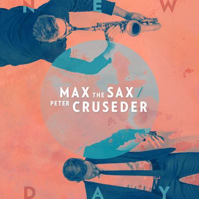 """Max The Sax & Peter Cruseder """"New Day"""" Single & Video Veröffentlichung  Klärung und Lizenzierung beider Rechte Label: Peter Cruseder Records Kunde: Max The Sax/ Linz"""