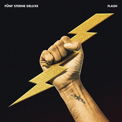 """Fünf Sterne deluxe """"Flash"""" Single & Video Veröffentlichungen Klärung und Lizenzierung der Nutzungsrechte Label: Warner Music Group Kunde: Phantom Management"""