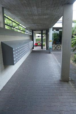Briefkästen Bewohner*innen