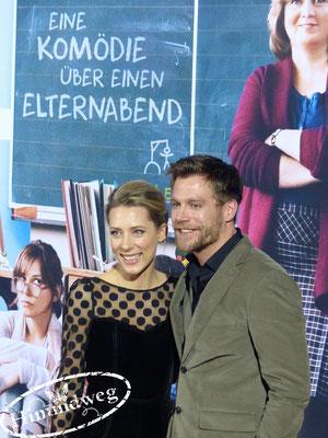 Ken Duken mit Ehefrau Marisa Leonie Bach