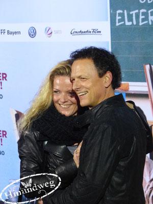 Andreas Dieck mit Freundin Andrea Alessandri
