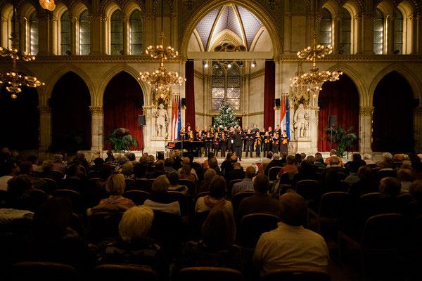 Internationales Adventssingen Wien 2015 / Foto: Gerard Spee