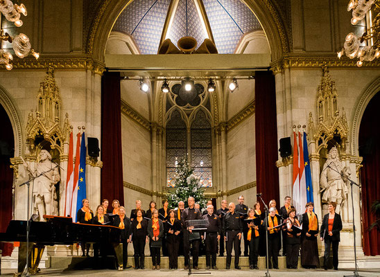 Internationales Adventssingen Wien 2015 / Foto: Gerard Spee
