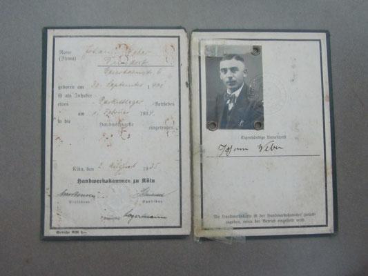 Parkett Weber Bonn 1926