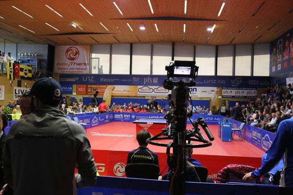 Finalspiel ECLW vs Fenerbahce Istanbul (2:3)