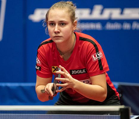 Anastasyia Raddzionava (Austria**)