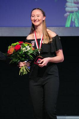 cityfoto.at/Pelzl OÖ Sportlerin des Jahres - Sofia Polcanova