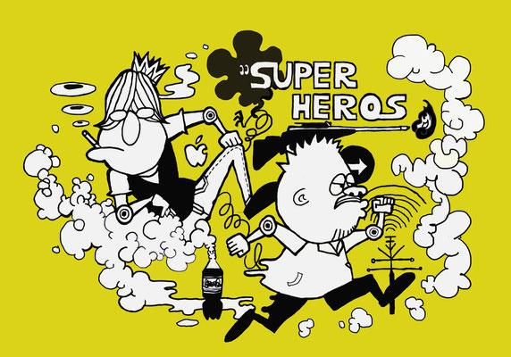 スーパーヒーローズ