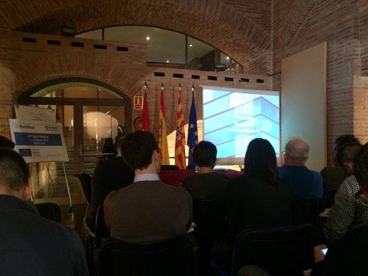 Meeting del progetto BUILDHEAT presso la città di Saragozza (1 Marzo 2016)