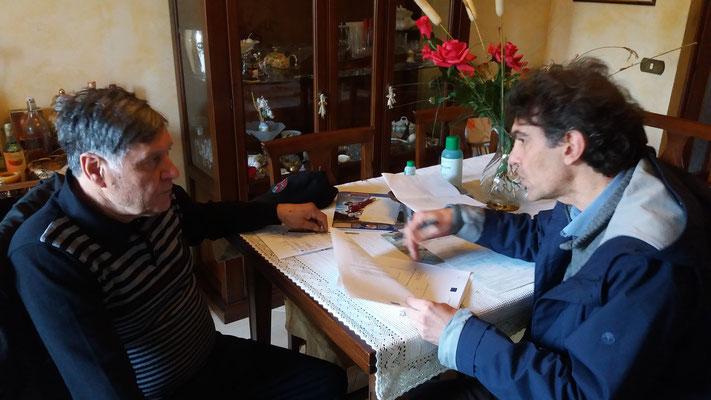 Questionari sui consumi energetici c/o l'area dimostrativa di Roma