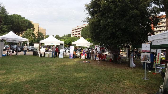 """RiGeNERA partecipa alla """"Festa de L'Anfiteatro"""" - festa di quartiere 11 giugno 2016"""