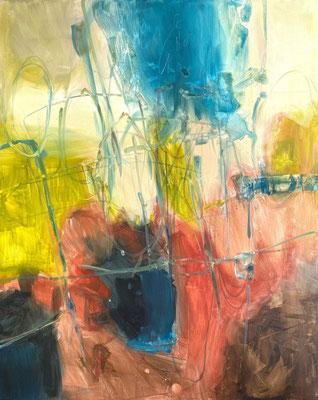 Acryl auf Leinwand, 80 x 100 cm