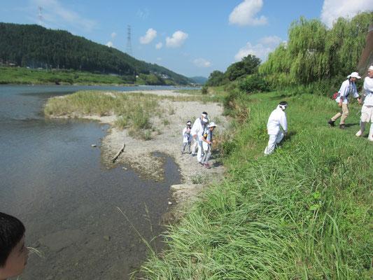 柳の宿 吉野川