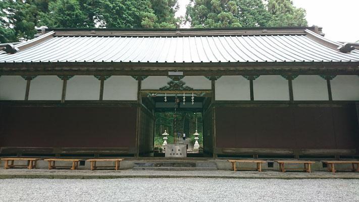 山宮浅間旧社地