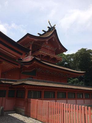 富士宮市の浅間大社