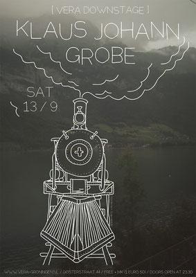 Poster Vera Groningen