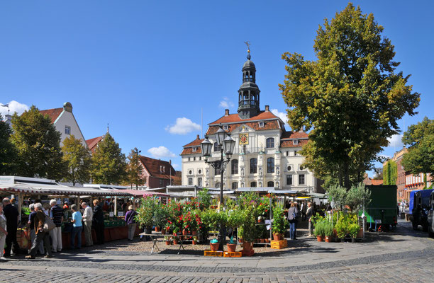 Marktplatz Lüneburg