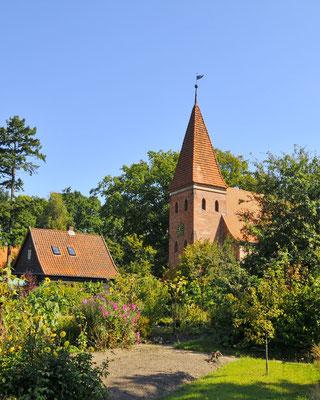 Nikolaihof in Bardowick