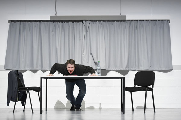 Dichterliebe am Staatstheater Braunschweig ( (c) Bettina Stoess)