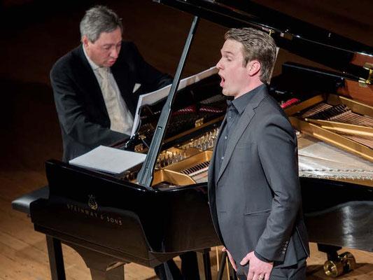 Liedkonzert mit Wolfram Rieger ((c) Festival Heidelberger Frühling)