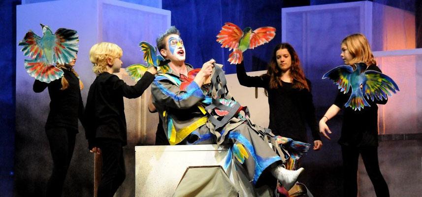 Papageno bei Festspiele Immling ( (c) Gut Immling)