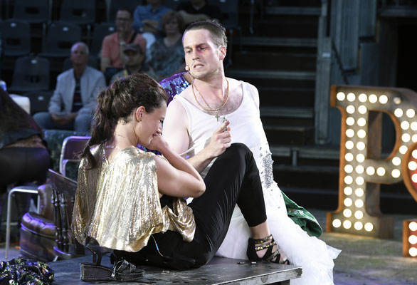 Dancairo am Staatstheater Braunschweig ( (c) Bettina Stoess)