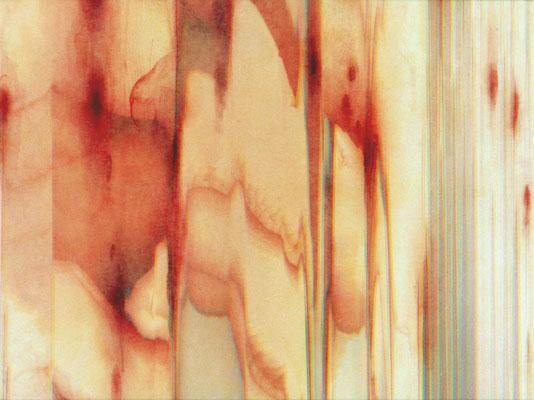 Feel of Grope 2 | 27×36×2cm  | 2002 | inkjet print,drawing,screenprint
