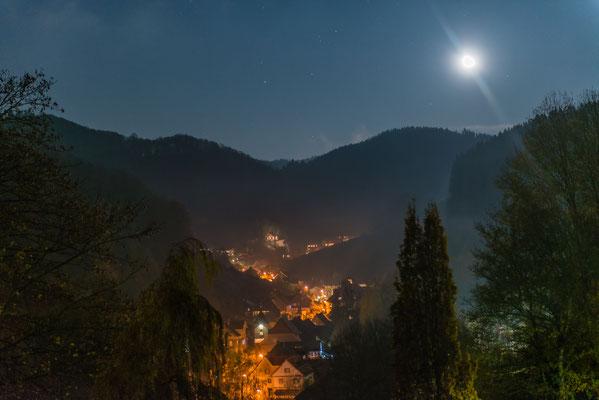 Mondnacht in Lerbach