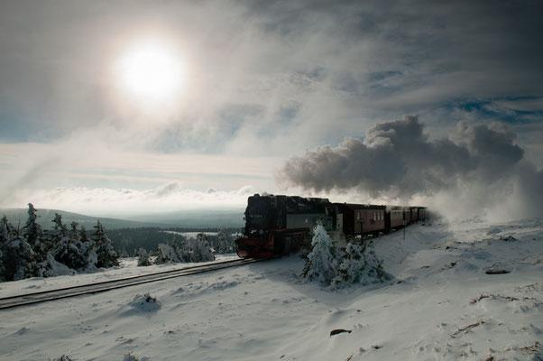 Brocken: Brockenbahn_4