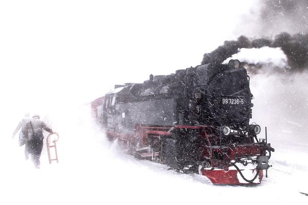 Brockenbahn_ imSchneesturm