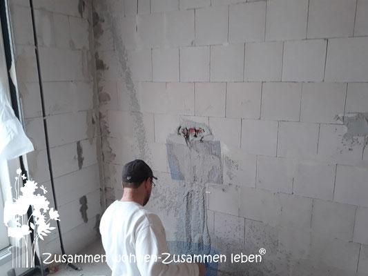5 Haus III Putzarbeiten