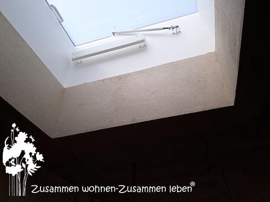 4 Armierungsarbeiten Lichtkuppel