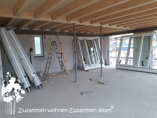 4Haus III Fenstermontage