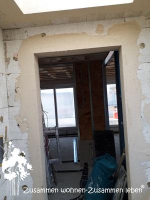 3 Armierungsarbeiten treppenhaus