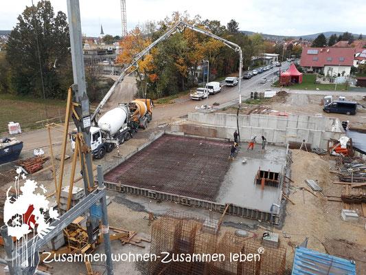 9 Beton Bodenplatte Haus v