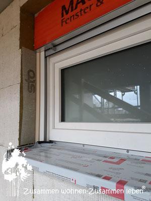 5 Haus III Fenstereinbau