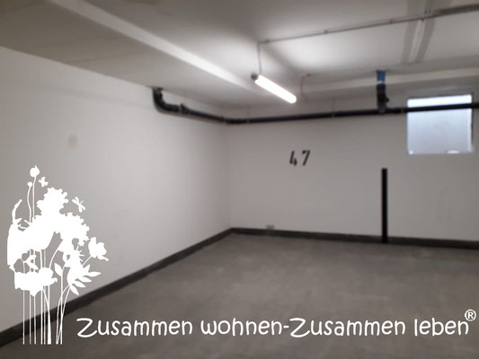 7 TG Stellplatz