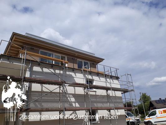 5 Balkongeländer Haus III