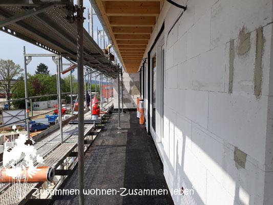 7 Haus III Balkonabdichtung