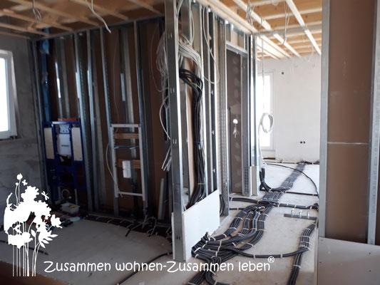 6 Sanitär-Elektroinstallation Haus III