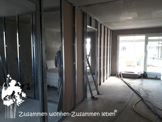 7 Haus III Trockenbauarbeiten
