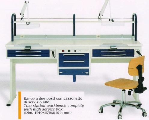 MOBILI PER LABORATORIO - Furniture for laboratories