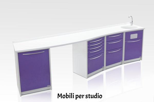 MOBILI PER STUDIO - Furniture for dental-medical surgeries, veterinary clinics, beauty centres, Spa, tattoo