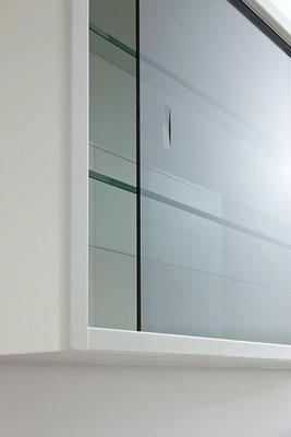 VETRINE PENSILI - Display wall unit
