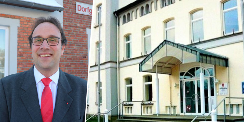 Heiko Monden - SPD-Kandidat für das Amt des Samtgemeindebürgermeisters